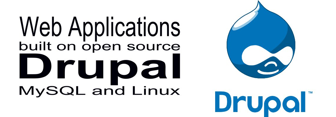 Web applications with Drupal and MySQL.