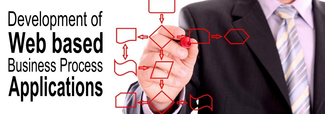 Development of web based business process applications.